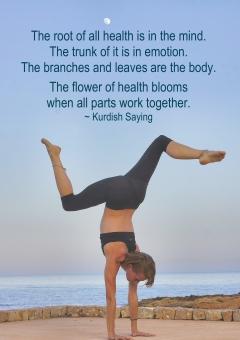 Annika Sukup Never mind Just Be Shiatsu Coaching Yoga Ibiza